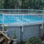 Above Ground Swimming Pools Decks