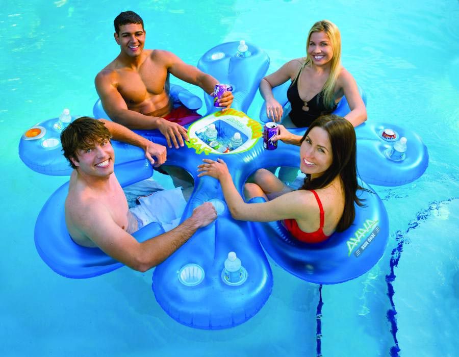 Aqua Bar Pool Float