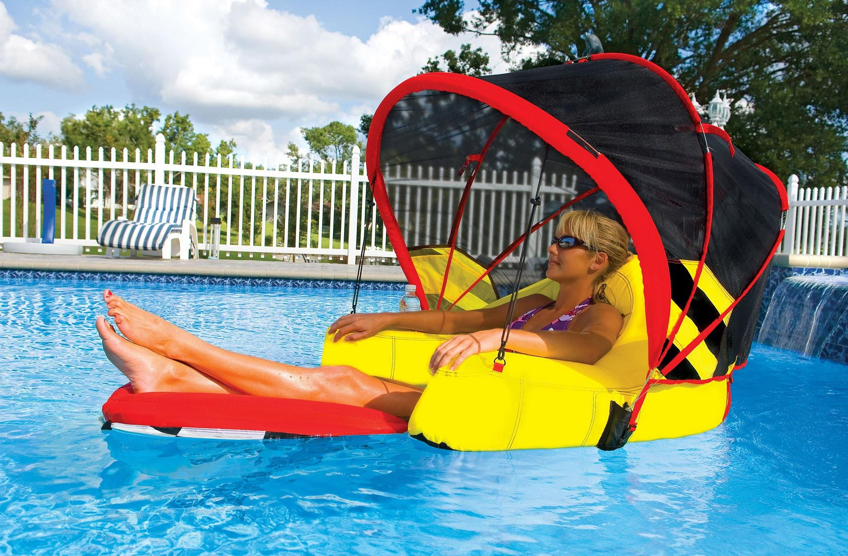 Fun Water Toys For Adults : Cool pool toys are bright beautiful and funny backyard
