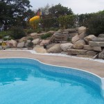 Coping for Swimming Pools