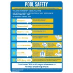 CPR Signs for Swimming Pools