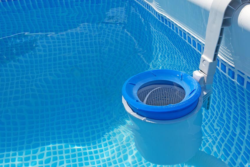 DIY Swimming Pool Filter