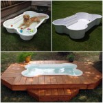 DIY Swimming Pool Fountain