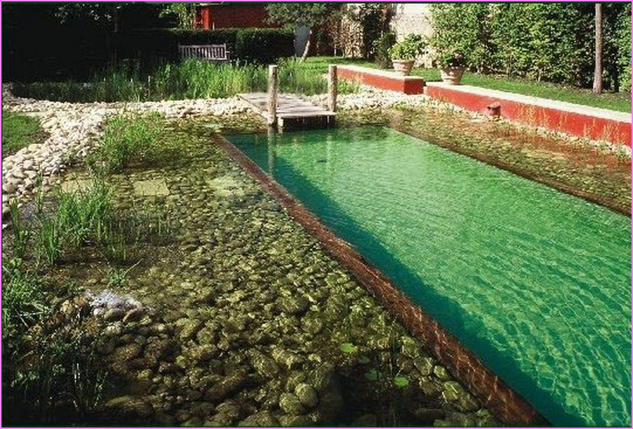 Diy swimming pool ideas backyard design ideas for Diy pool house plans