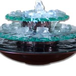 DIY Tabletop Water Fountain