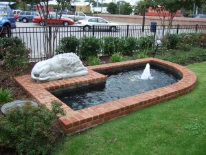 Fish Pond Garden Water Features