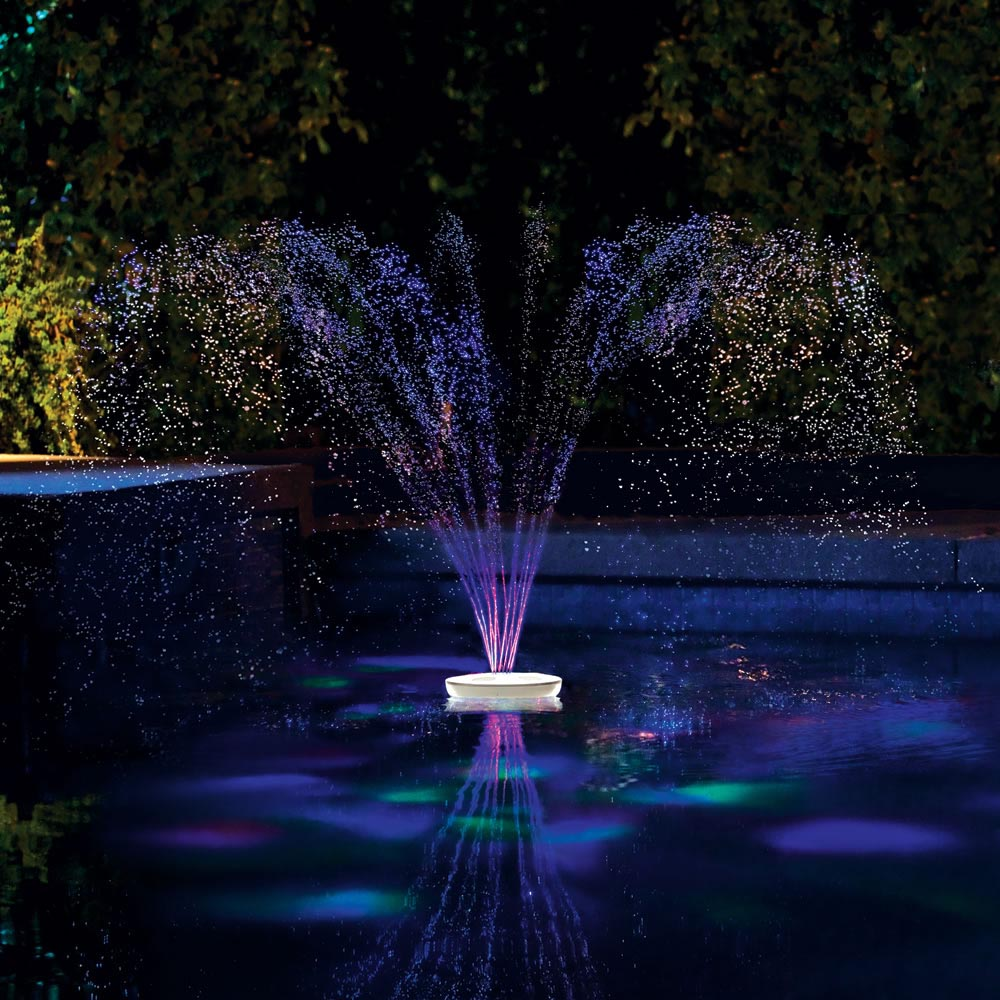 Floating Swimming Pool Fountains