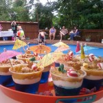 Fun Snacks for Kids Pool Party
