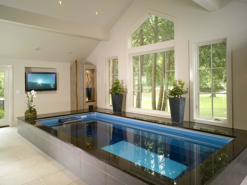 Furniture for Swimming Pools