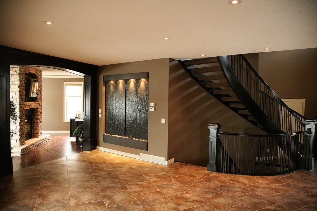 indoor wall waterfall fountains backyard design ideas. Black Bedroom Furniture Sets. Home Design Ideas