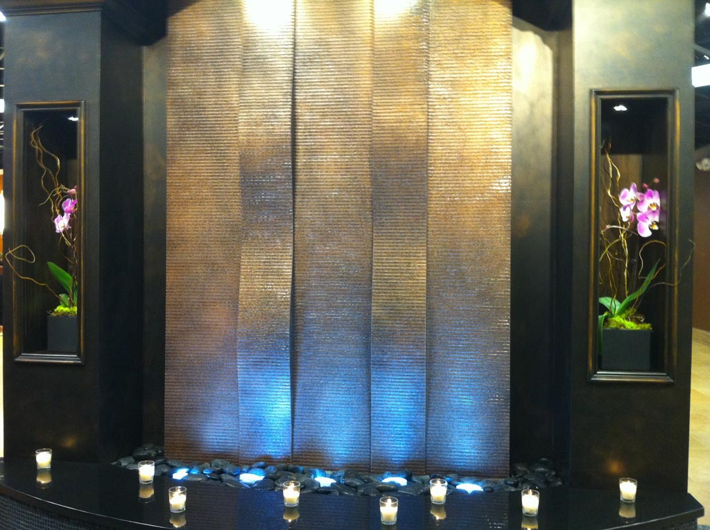 Indoor Waterfall Wall Fountain