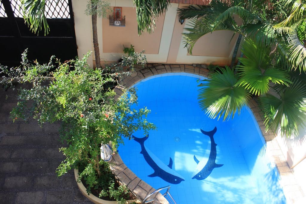 Pictures of Swimming Pools in Small Backyards