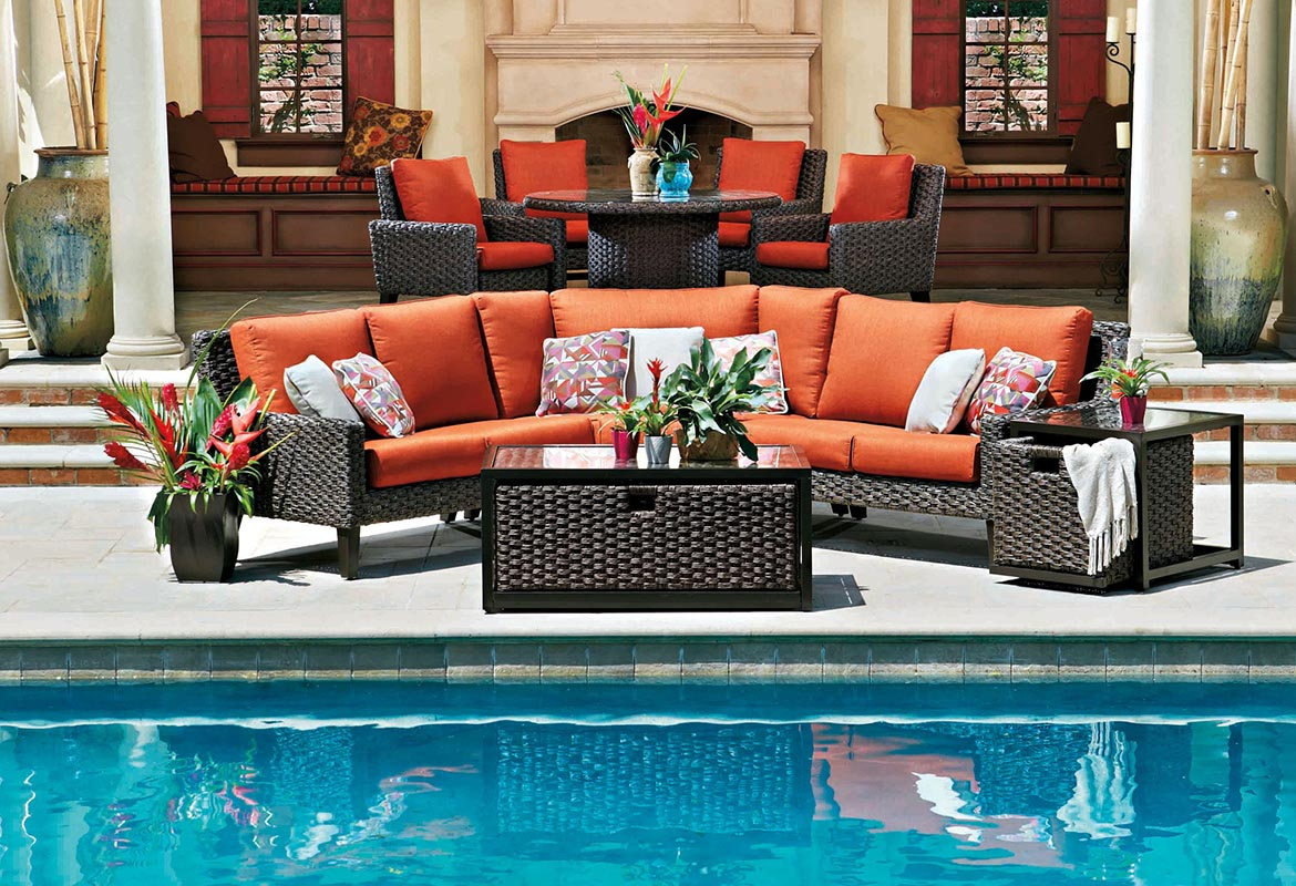 Pool and spa depot patio furniture backyard design ideas for Pool and patio furniture