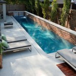 Pool Ideas for Small Backyard