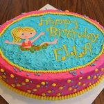 Pool Party Birthday Cake Ideas