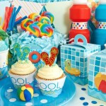 Pool Party Birthday Supplies