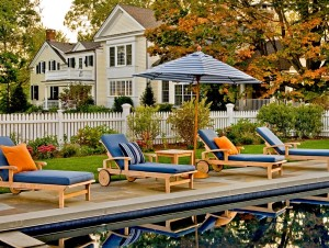 Pool Patio Furniture Ideas