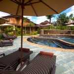 Pools and Patio Furniture
