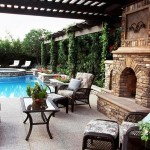 Small Backyard Ideas with Pool
