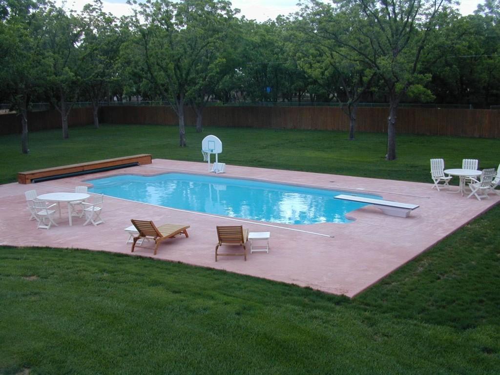 Small Fiberglass Swimming Pools