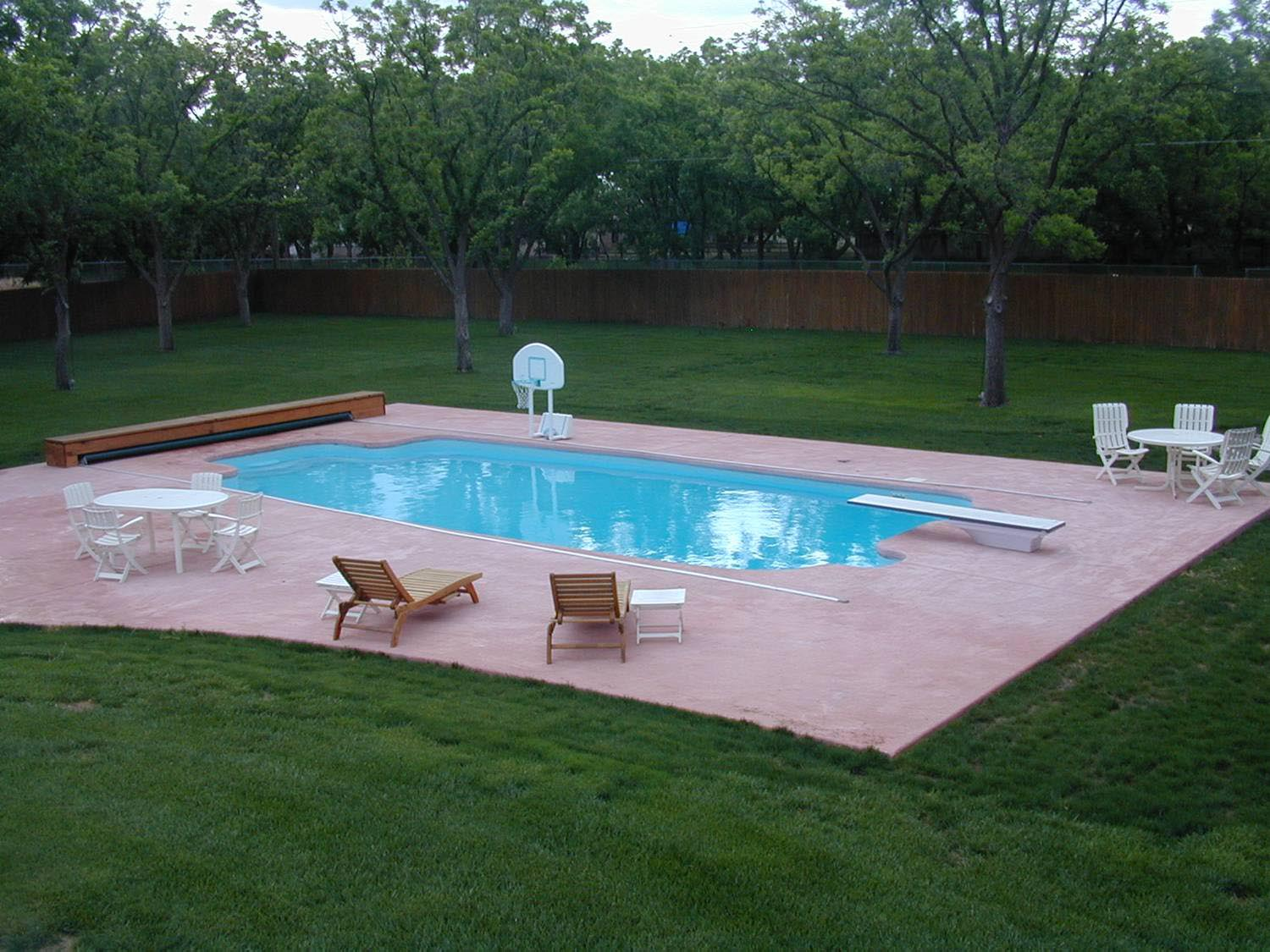 Small Fiberglass Swimming Pools