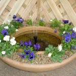 Small Garden Pond Fountains