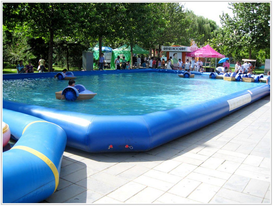 Small Inflatable Swimming Pool