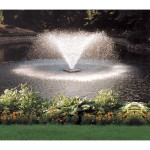 Small Pond Aerator Fountain