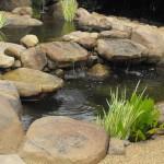 Small Pond Fountain Ideas