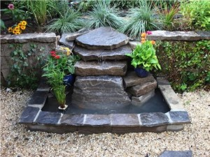 Small Pond Fountains and Aerators