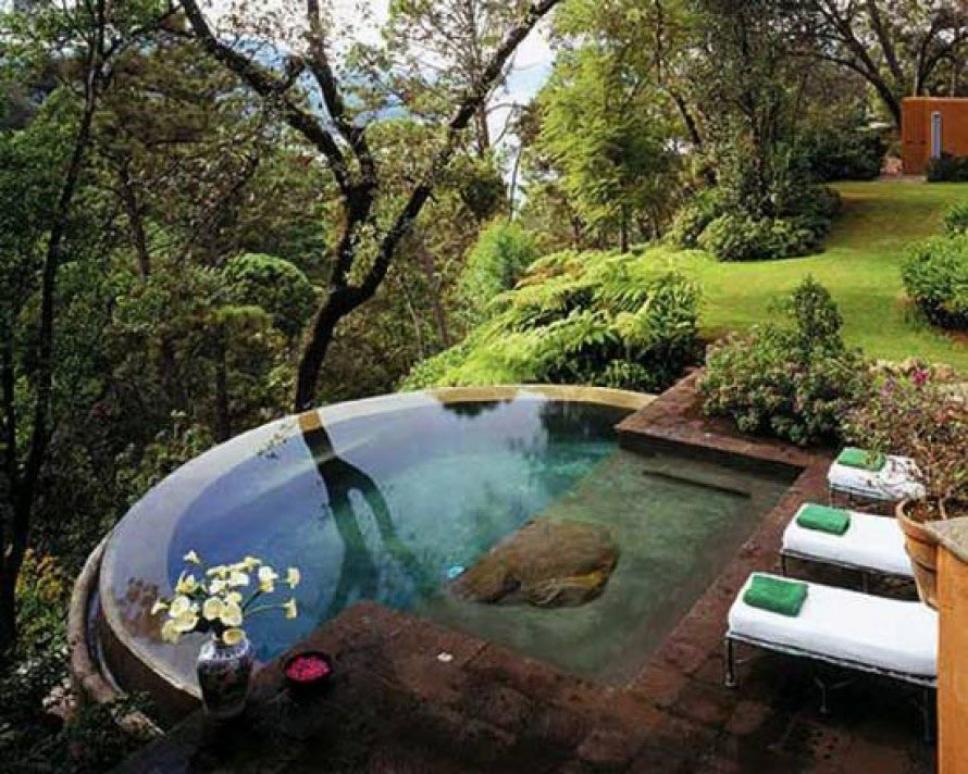 Small Pool Designs For Small Backyards | Backyard Design Ideas