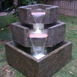 Small Solar Water Fountain