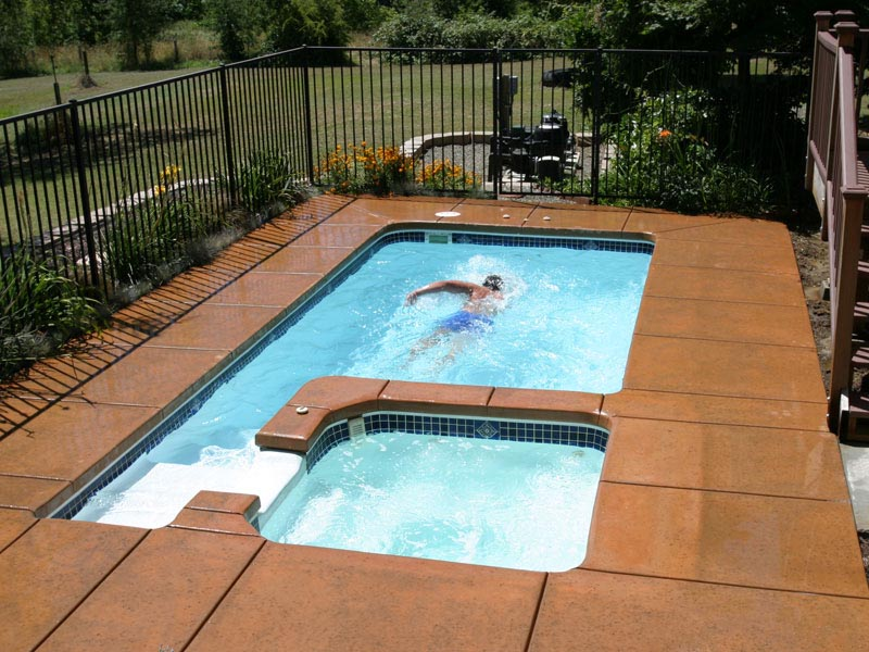 Small Swimming Pools in Ground