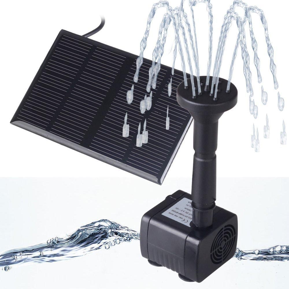 Small Water Pumps for Fountains