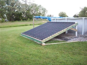 Solar Heating for Swimming Pools DIY