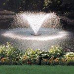 Swimming Pool Aerator Fountain