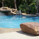Swimming Pool Cooler Fountain