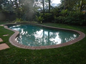 Swimming Pool Coping Grout