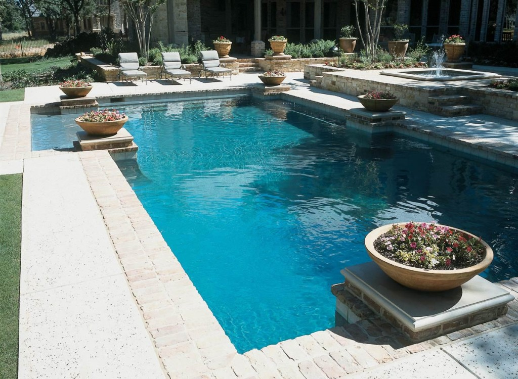 Swimming Pool Coping Paint