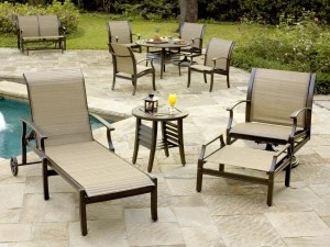 Swimming Pool Deck Furniture