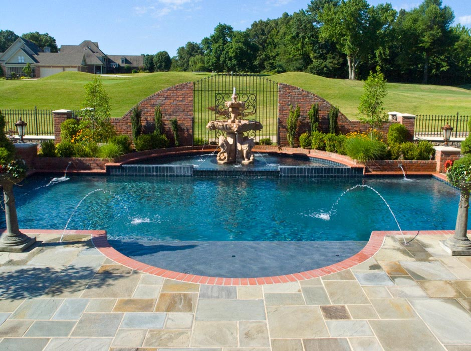 Swimming Pool Ideas With Deck Swimming Pool Decks Extraordinary And Stylish Swimming Pool Deck Jets