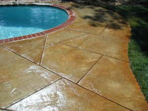 Swimming Pool Deck Paint