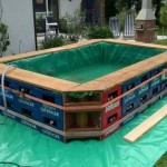 Swimming Pool DIY Construction