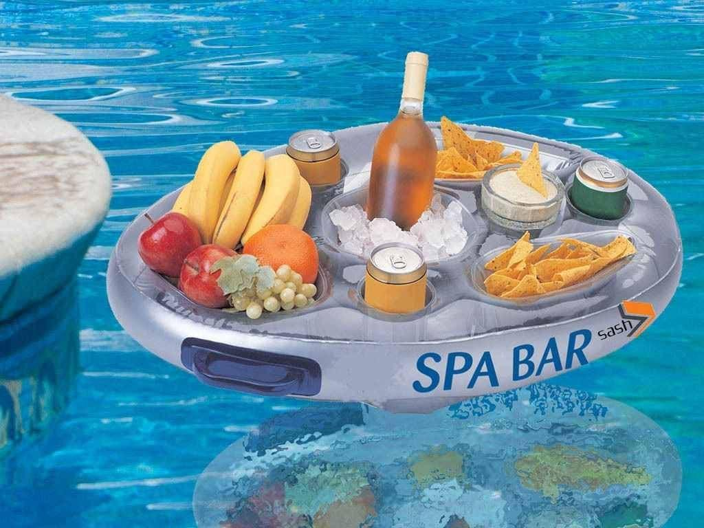 Swimming Pool Floating Bar