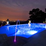 Swimming Pool Fountain Jets