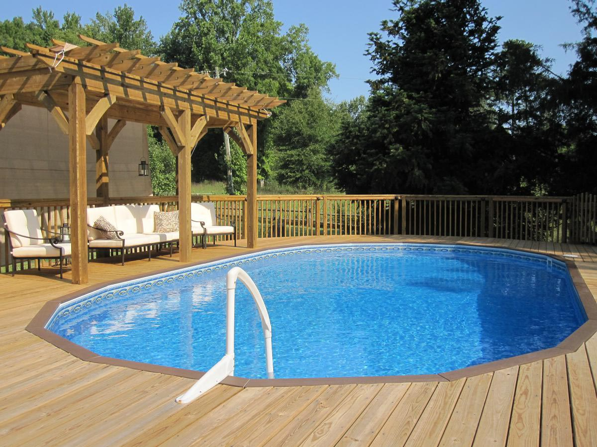 Swimming Pools for Small Yards