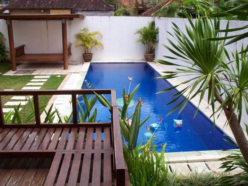 Swimming Pools Small Backyards