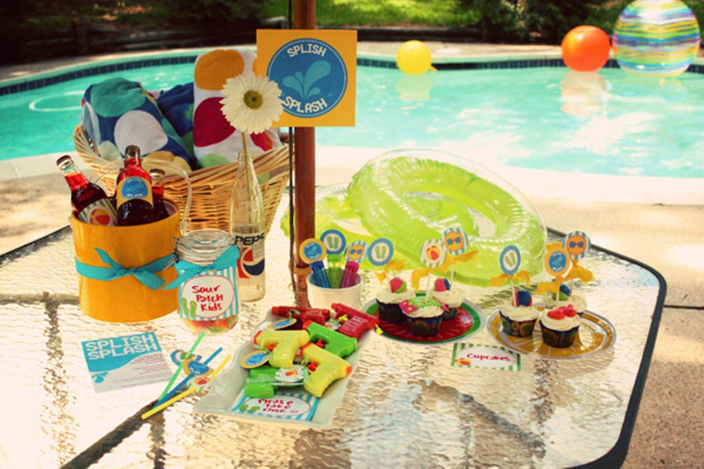 Teen Pool Party Ideas