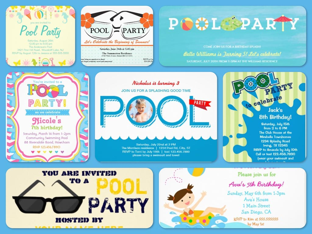Hot Teen Pool Party | Backyard Design Ideas