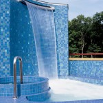 Waterfall for Swimming Pool